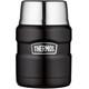 Thermos King Essensbehälter 450ml schwarz